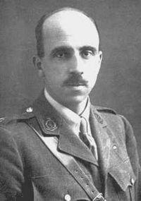 Harold Gillies, 1916